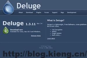 CentOS 7 利用安装源安装 Deluge,PT,BT 下载工具