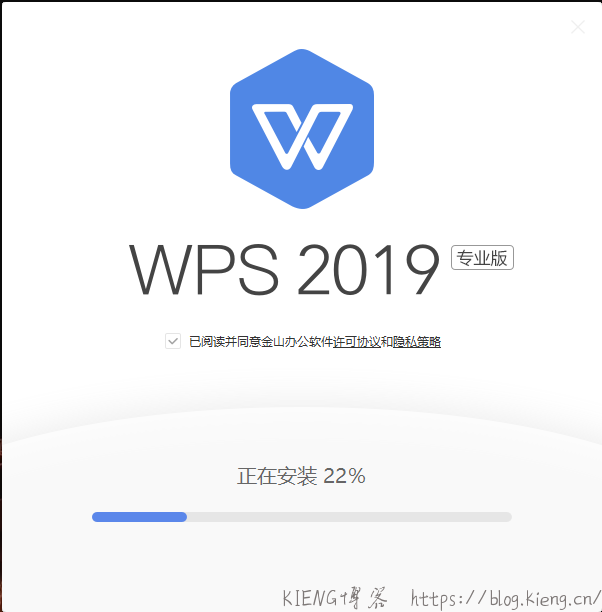 WPS Office 2019 XX 专业版