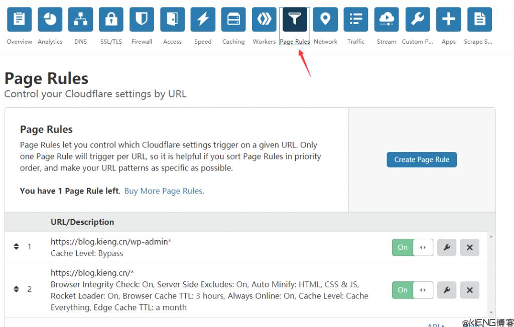 网站优化之国内服务器+国内 CDN+Cloudflare 进行全球加速.